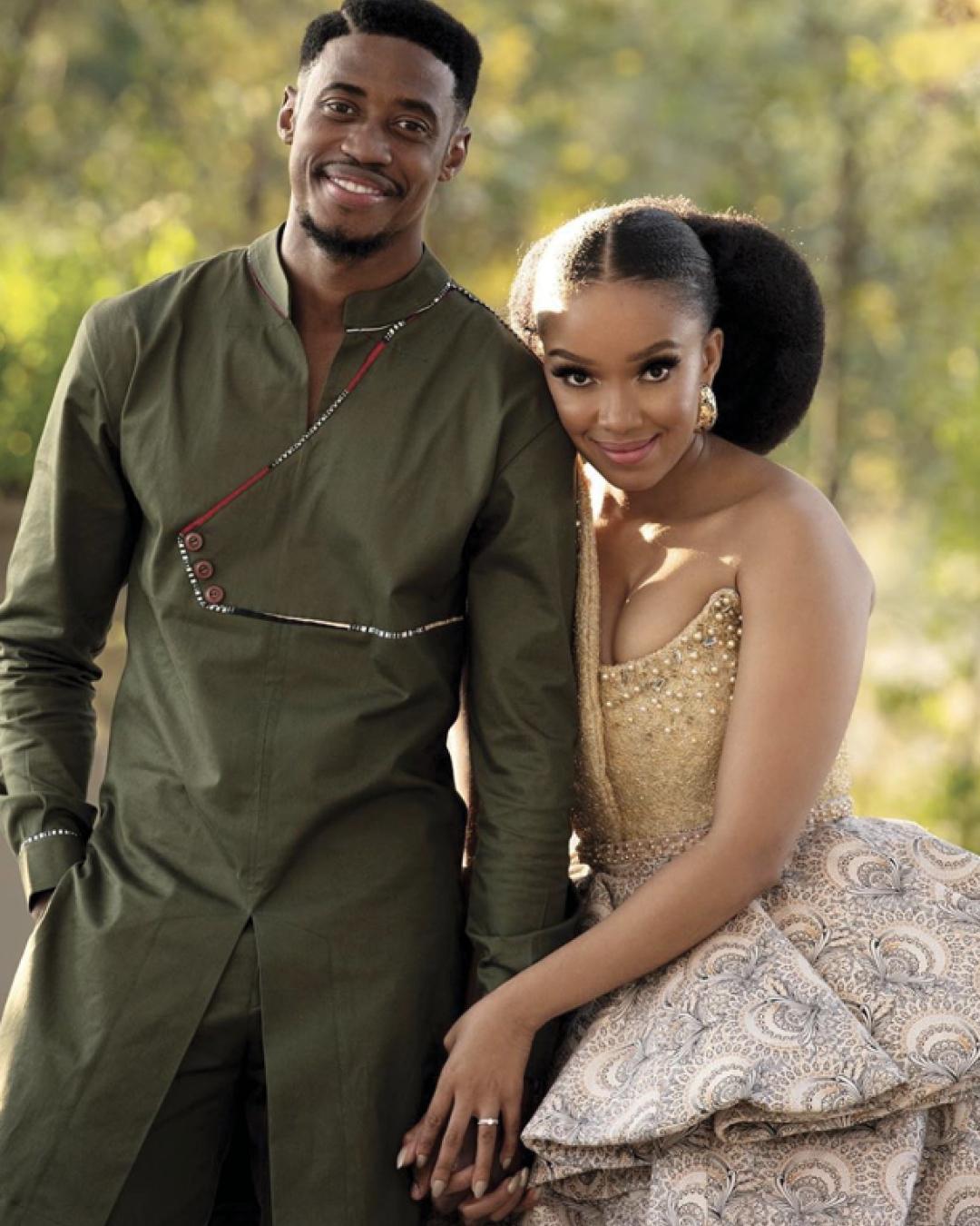 Solo & Dineo Langa Wedding